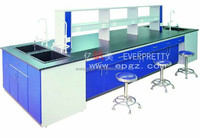 Hot Sale and Wholesale Laboratory Furniture Lab Bench,Lab Central Bench Chemical Lab Table