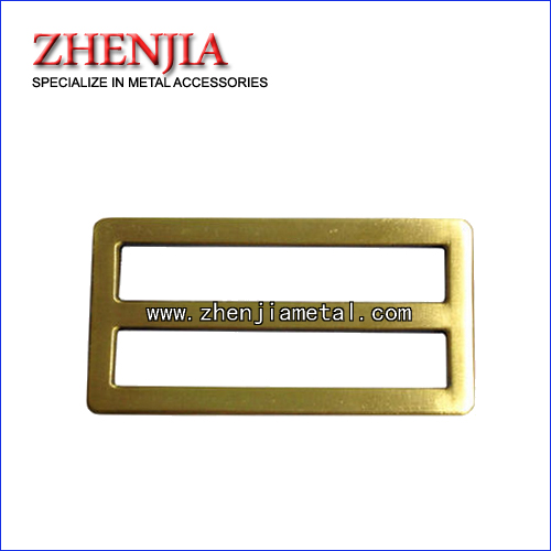 webbing adjuster metal buckle