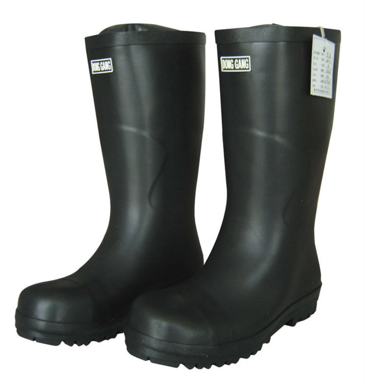 Rubber Safety Boot