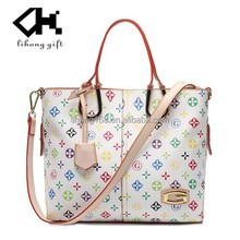 2015 China cheap wholesale real leather handbags for women