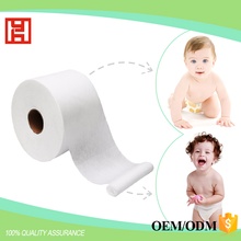 2017 OEM hygiene hydrophilic SSS polypropylene non woven fabric for baby diapers