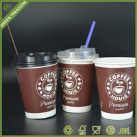 Food grade disposable coffee cups hot paper cups china manufacturer Factory Outlet Vending machines, paper cups