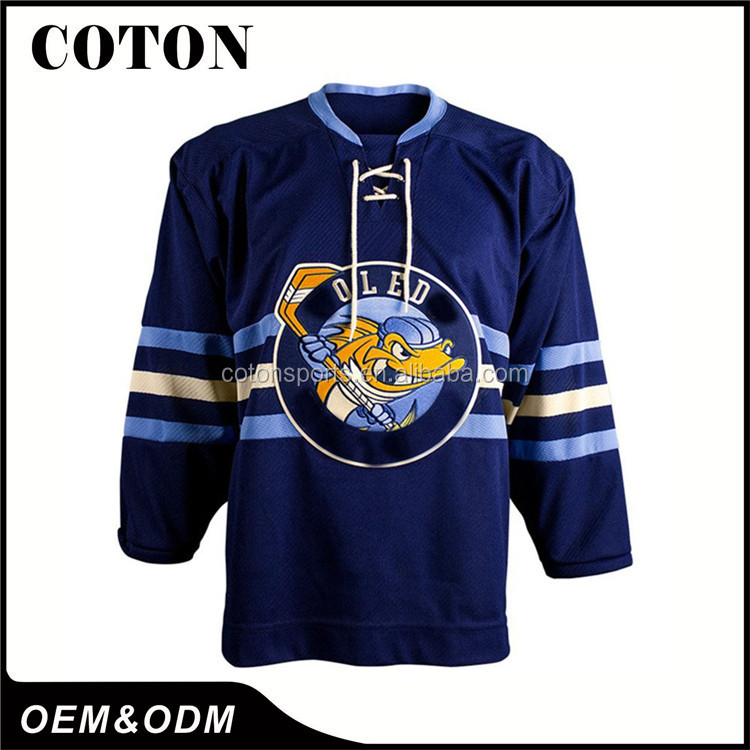custom sublimation hockey jerseys no minimum