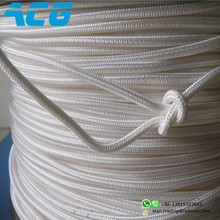 high strength 1.2mm UHMW PE rope for hauling