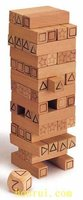 wooden building block for kids