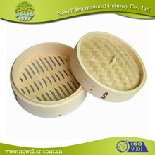 Hot Selling factory seafood 20' bamboo food steamer for dim sum