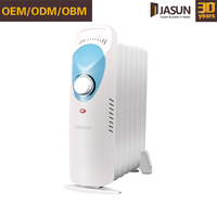 China Electric Mini Room Heaters Oil