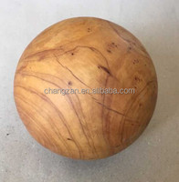 Hottest and Beautiful Health Carving Root Wood Wooden Ball