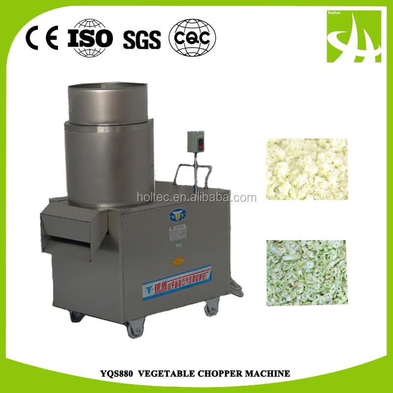 YQS880 Factory direct supply electric vegetable chopper/electric onion chopper/industrial fruit chopper
