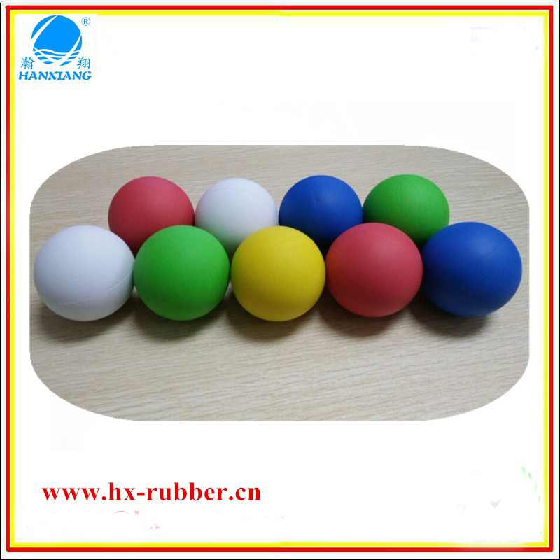rubber silicone bouncing ball 7