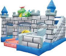 Good Quality Dinosaur Inflatable Bounce House For Sale