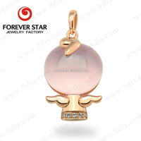 Jewelry Wholesale China New Designs Oval Cabochon Gemstone Necklace Jewelry 14 Carat Gold Jewelry Models