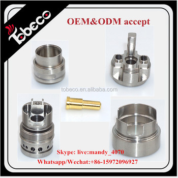 China CNC milling aluminium alloy precision parts with best price casting parts