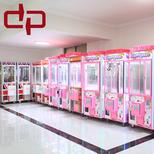 Video Promotional Function Toy Crane Claw Game Machines Toy Doll Catcher Machine