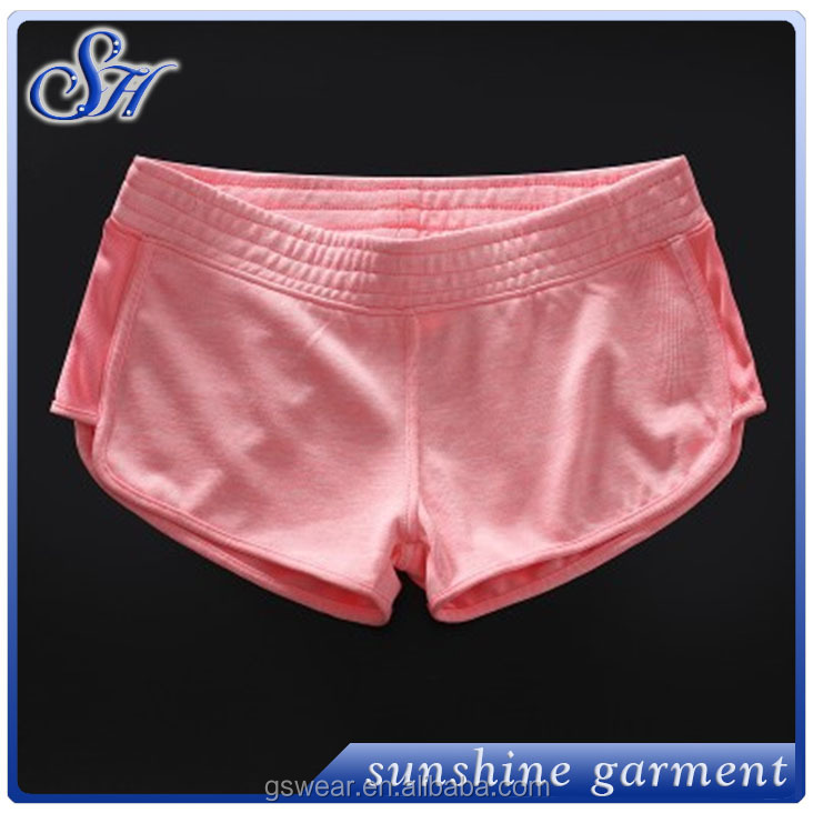 New Design women shorts High-Waisted Women Sexy Sport Tight Shorts