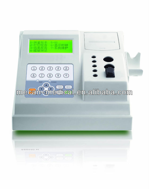 2 Channels Automatic Coagulation Meter Instruments