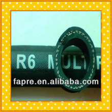 high pressure flame resistance rubber hoses mining hydraulic rubber hoses steel reinforced hoses