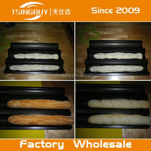 Curved aluminum non-stick baking pans kitchen supplies high quality