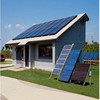 1KW Off Grid Solar Home Energy