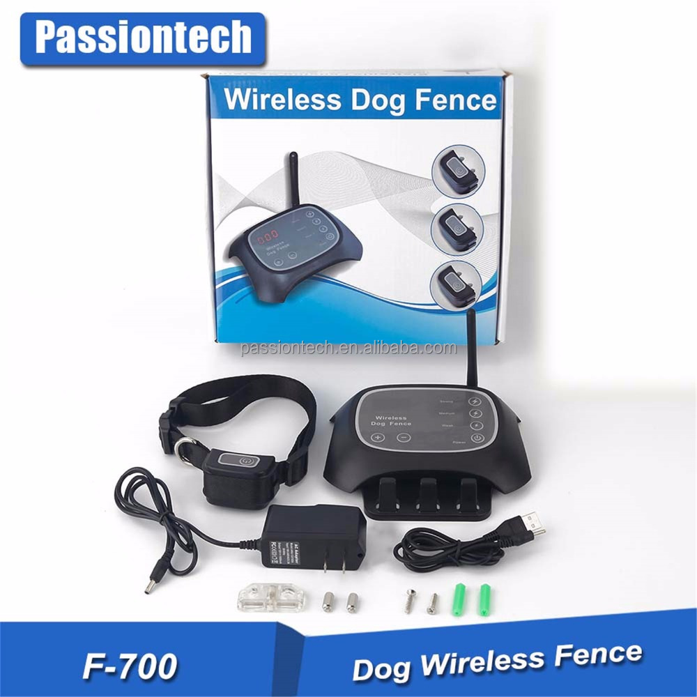 Invisible temporary electric Pet wireless dog fence,Containment Dog Training system,Rechargeable waterpoof fencing system