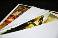 Two sides coating High Glossy Inkjet photo paper 160gsm Double-sided Glossy