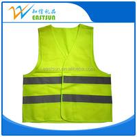 Europe market standard EN ISO safety vest reflective vest 3M high visibility vest