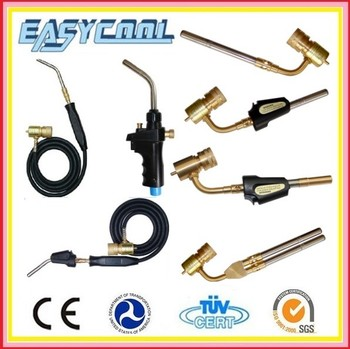 Mapp Gas Torch Parts Welding Hand Torch For Braze Welding