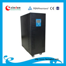 China price home solar use single three phase off grid mppt wind and solar hybrid charge inverter