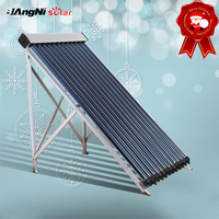 Hot Selling Christmas Sales Promotion Heat Pipe Vacuum Tubes Solar Collector At A Discount