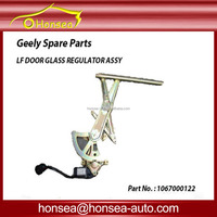 Geely LF door glass regulator assy Original geely auto spare cart parts high quanlity Geely door glass regulator assy