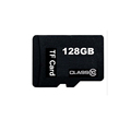 128GB Class 10 speed TF card memory card for cellphone or car black box or recorder or camera