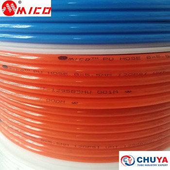 PU HOSE for pneumatic air tools machines