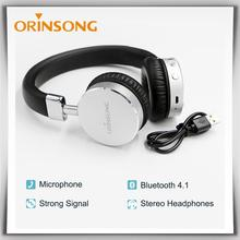Noise Cancelling sport headphone phone wireless bluetooth headphone for smartphone