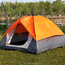 New designed camping equipment China auto Tents Automatic pop up tents