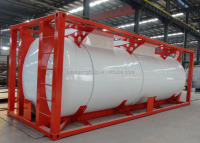 The leading manufacturer of GB & ASME steel LPG storage tank container pressure vessel