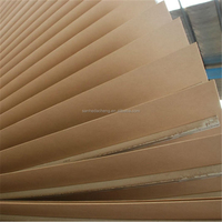 germany equipment E0 / CARB P2 / FSC mdf sheet prices