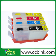 OCBESTJET hot sale for hp 934 hp 935 printer ink cartridge with auto reset chip