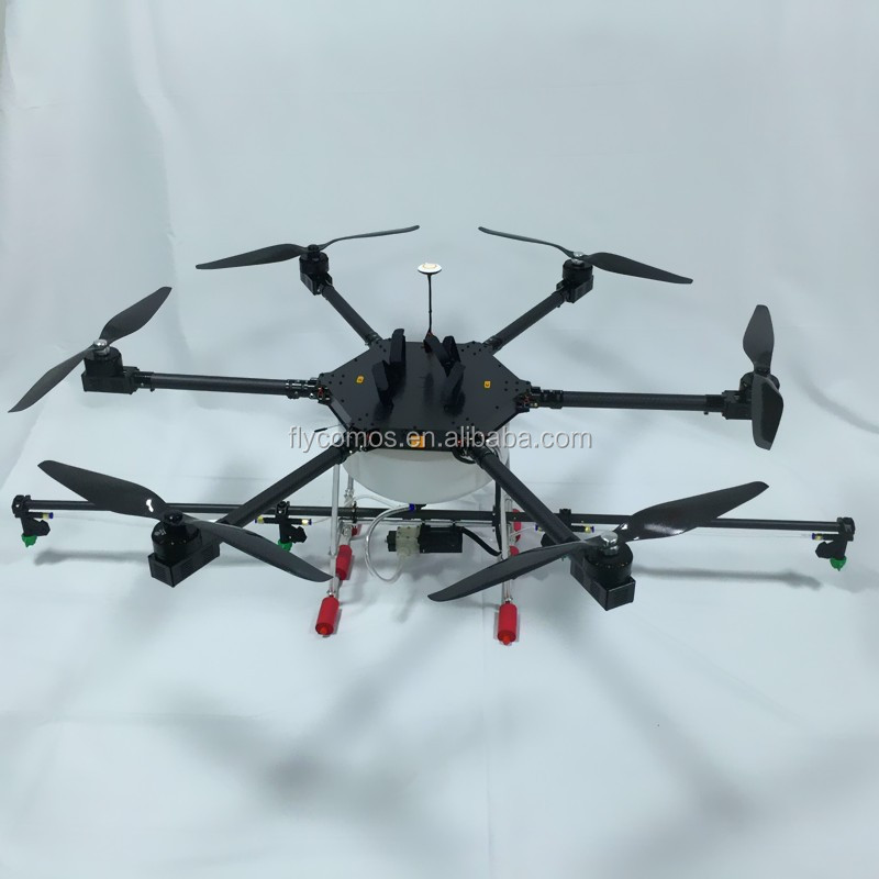 Professional new upgraded 10L XYX-803 UAV Type and New Condition drone agricultural crop sprayer