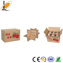 Packing factory Customized Corrugated Carton Outer box for fruit packaging