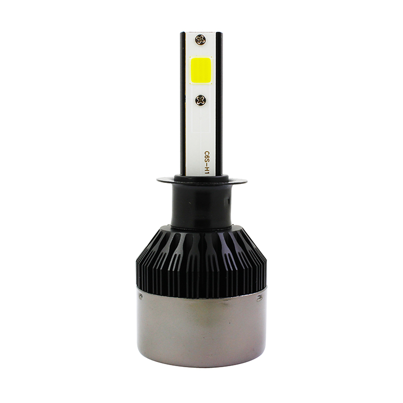 H15 LED lamp C6 LED headlight H15 bulb with fan