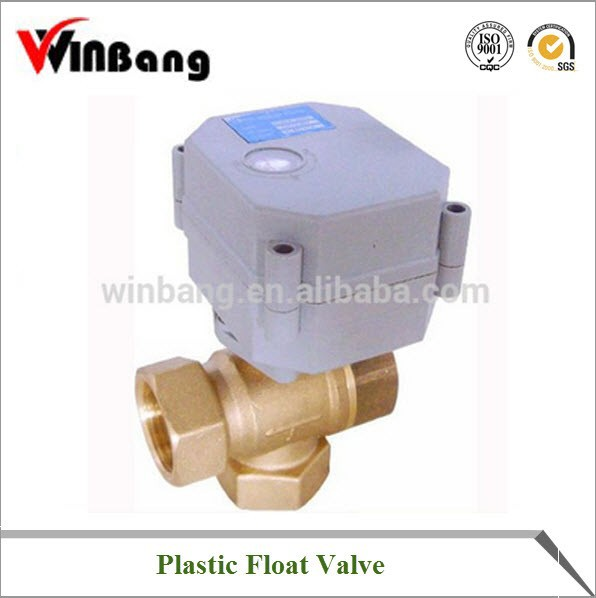High Quality 3way Electric Valve