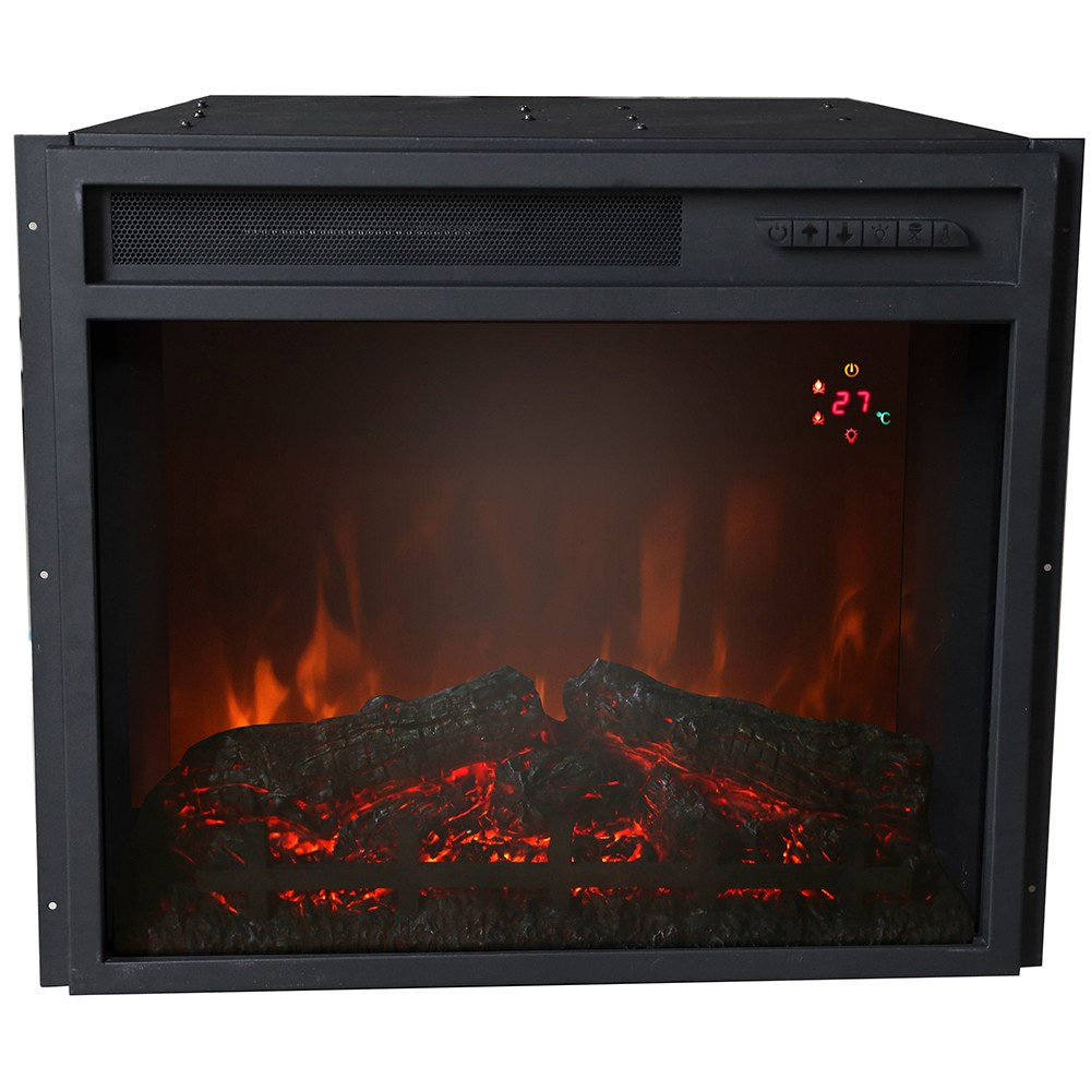 Infrared Wall Mount Fireplace Heater Electric Fireplace