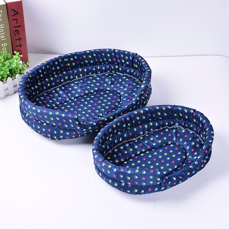 Mixed color small size dog bed dog house 10 in 1 set