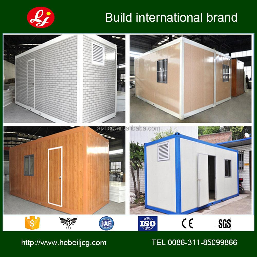 Spedizione di container prefabbricati casa nuovo piano - Casa container prezzo ...