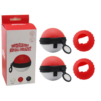Honson New Game case Accessories For Nintendo Switch Plus Poke Mon Ball Storage Kit