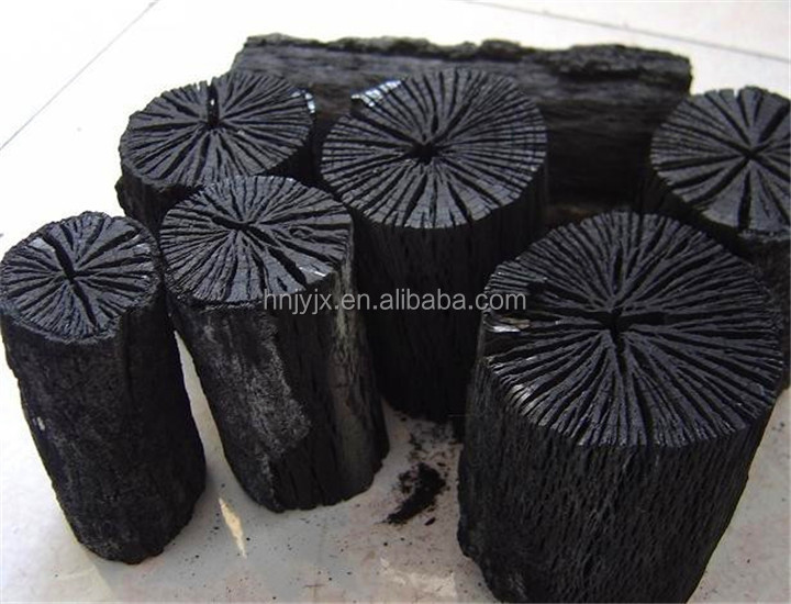 Making hardwood sawdust briquette charcoal in indonesia by