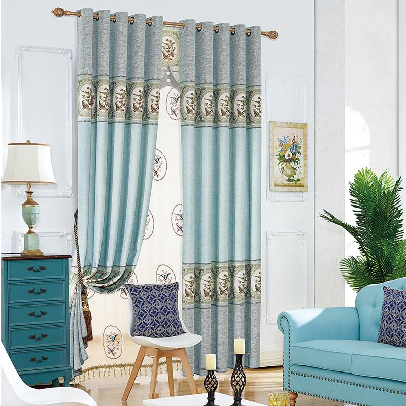 Venta al por mayor cortinas comedor modernas-Compre online los ...
