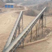 Adjustable belt conveyor