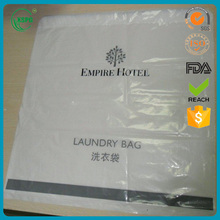 ldpe laundry bag for hotel plastic