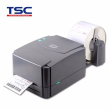 High quality machine grade TTP-244 PRO thermal transfer label printer shipping label printers print barcode labels